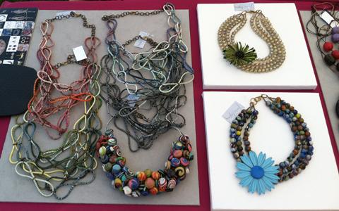 Jenne Rayburn Recycled Plastic Jewelry