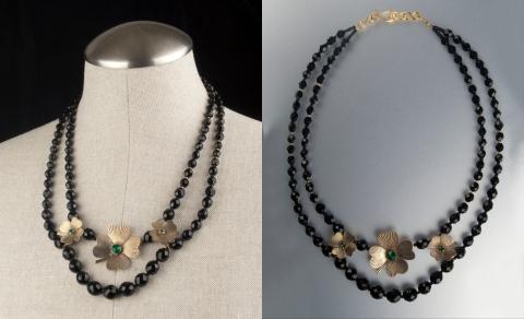 Jenne Rayburn Custom Vintage Necklace