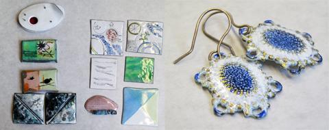Enamel Designs by Jenne Rayburn