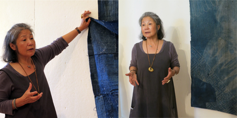 Yoshiko Wada at Haystack 2012