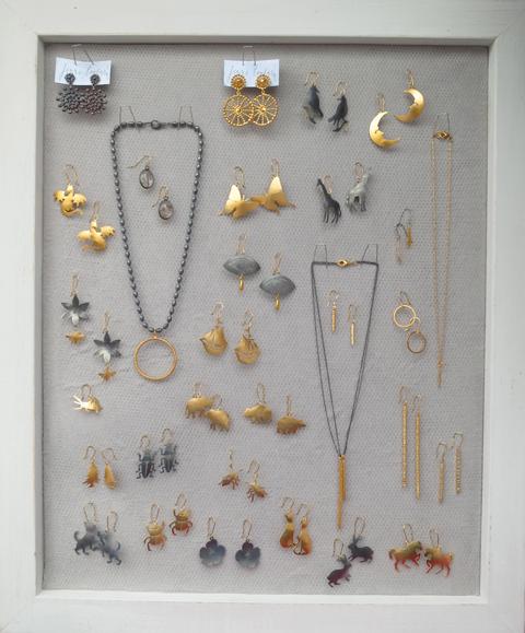 Jenne Rayburn Animal Jewelry