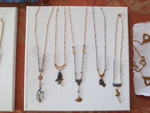 Handcrafted Jewelry By Jenne Rayburn