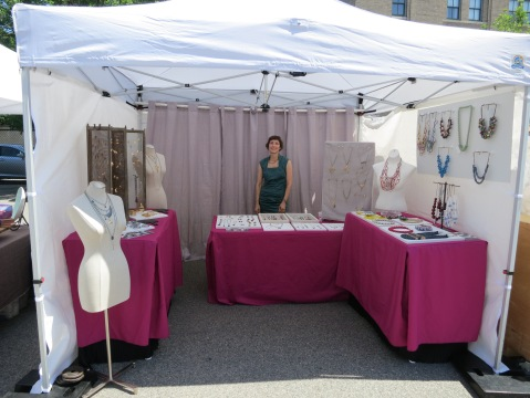 SoWa Summer Market Jenne Rayburn