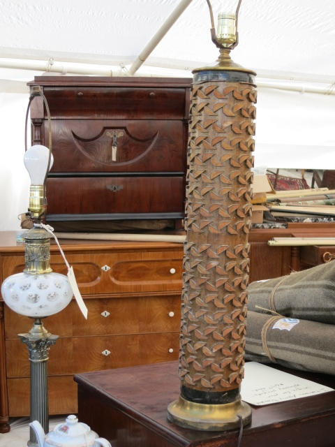 Antique Treasures Found at Brimfield Fall 2013