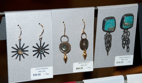 Hancrafted Earrings-LACS-Jenne Rayburn