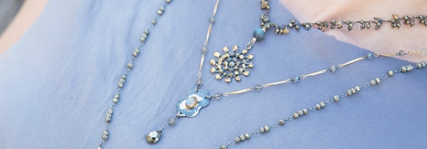 Ossis Collection of Handcrafted Jewelry By Jenne Rayburn